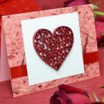 Валентинки своими руками на День Влюбленных