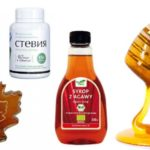 Чем заменить сахар