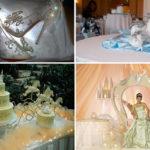 Свадьба в стиле «Золушка»