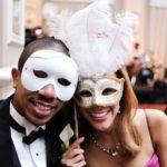 Свадьба в стиле Маскарад: театральность и загадочность