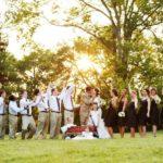 Кофейная свадьба: уют и потрясающий аромат