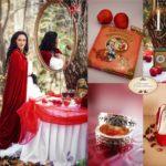 Свадьба в стиле «Белоснежка и семь гномов»