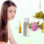 Маска для волос с глицерином