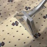 Как почистить ковролин?
