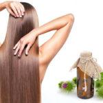 Маска для волос с репейным маслом