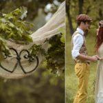 Лесная свадьба: уединение с природой