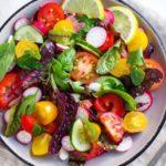 Как похудеть на вегетарианской диете?