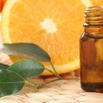 Ванна с апельсиновым маслом против целлюлита
