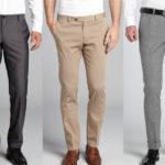 Как выбрать мужские брюки?