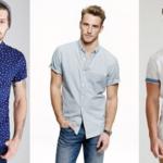 Модные мужские рубашки весна-лето