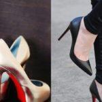 Модные туфли Christian Louboutin на 2019 год – как отличить подделку?