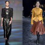 Модные юбки осень-зима 2019-2020