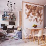 Маленькая квартира: битва за пространство