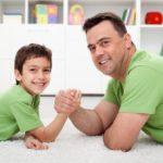 Влияние семьи в правильном воспитании ребёнка