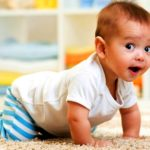 Развитие ребенка в 9-10 месяцев